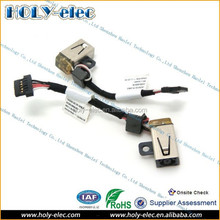 <span class=keywords><strong>LAPTOP</strong></span> AC <span class=keywords><strong>DC</strong></span> POWER JACK CHICOTE PLUG IN PARA DELL XPS 12 9Q33 NVR98 PN NVR98 (PJ629)