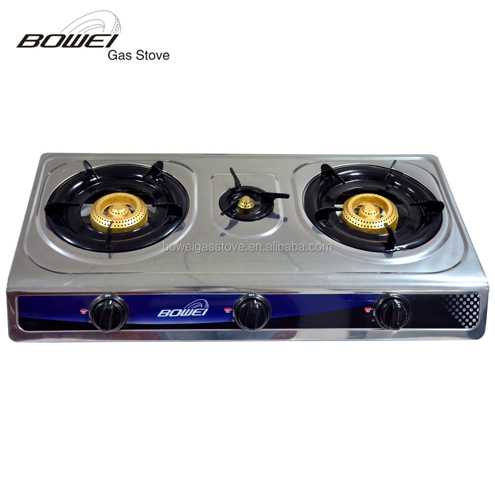 Portable 3 Burner Gas Stove, Portable 3 Burner Gas Stove Suppliers ...