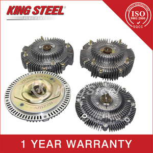 Auto Engine Parts Cooling Fan Clutch , Fan Coupling ,Oil Fan Clutch Used For Toyota Mitsubishi