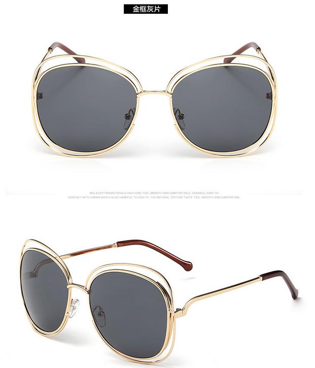 c366b5c67d Girasol mujeres calle moda clásica doble bobina de alta calidad de visión  logotipo personalizado al por