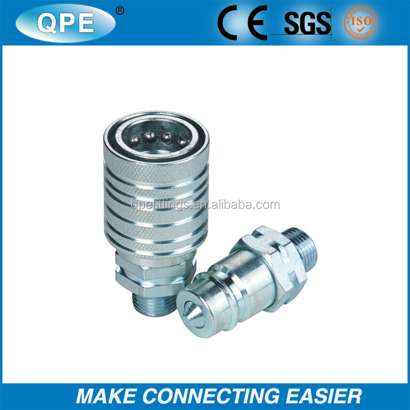 Hydraulic Quick Couplings Push And Pull Type Hydraulic Quick Couplings