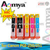 TOP quality !!ink refill kit for canon cli-251 pgi-250