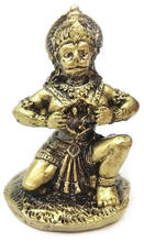 Personalized Hand Crafted Decorartive Poly Resin Lord Hanuman Statue