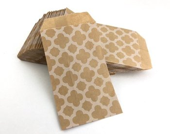 Wholesale Cheap Kraft Paper Envelopes With Logo Print