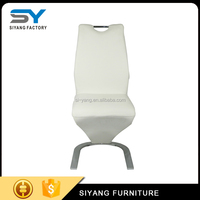 Chair furniture restaurant dining chair z shape dining chair with cheap price CY022