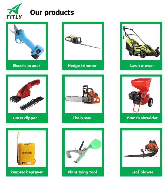 Садовые инструменты завод Tapetool филиал ручной связывания машины