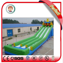 Giant 1000 ft slip n slide inflatable slide the city,inflatable water slide