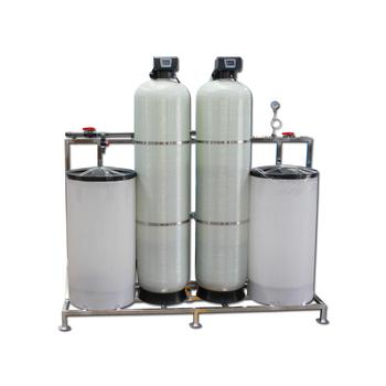 Hocheffiziente Kessel Wasserenthärter System Zu Entfernen Skala ...