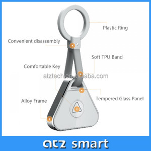 ATZ Hot Selling Wireless Smart Bluetooth 4.0 Anti Lost Alarm Tracker Key Finder Child Elderly Pet Phone Car Lost Reminder