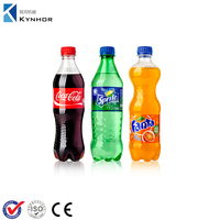 Soda filling machine / cola production line soft drink manufacturer