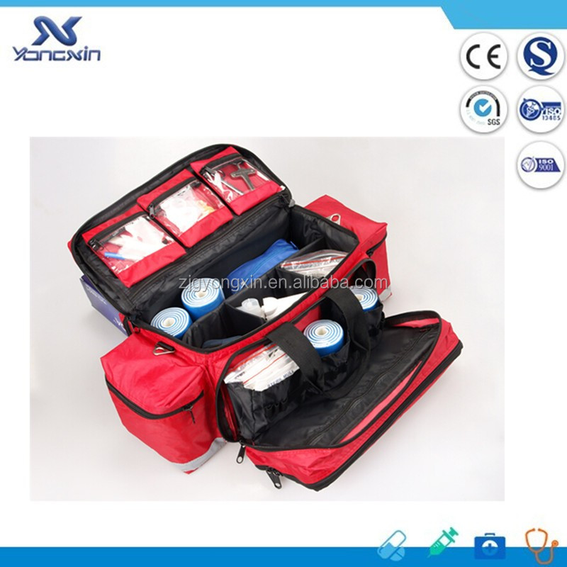 Outdoor travel medical survival kit first aid kit bag