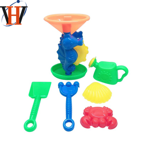 Kid toy sand beach toys plastic sand play toy tool set