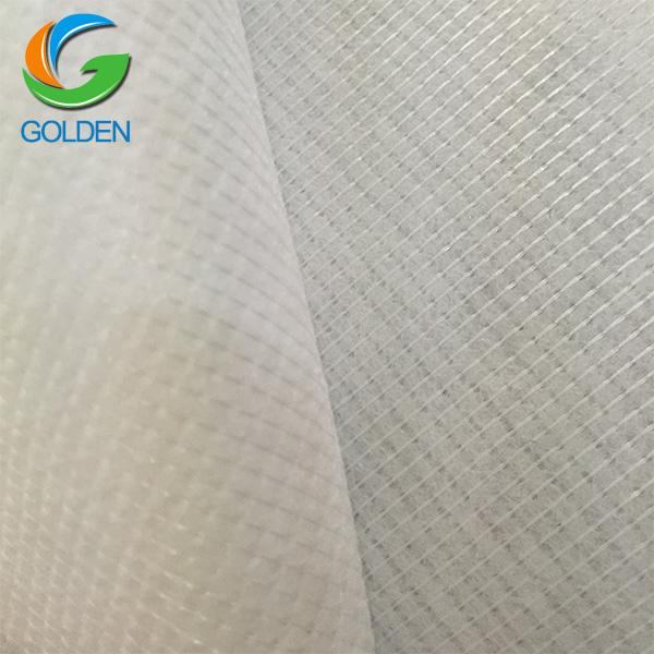 Вышивка крестом ткани сумки stitchbond нетканые ткани