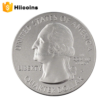 Factory Wholesale coins custom silver coins 1 oz