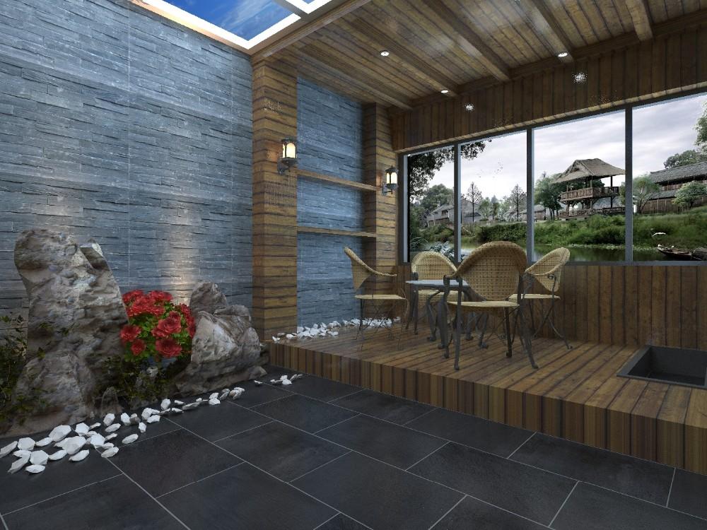Hs mb exterieur steen muur stone bekleding ontwerpen decoratie