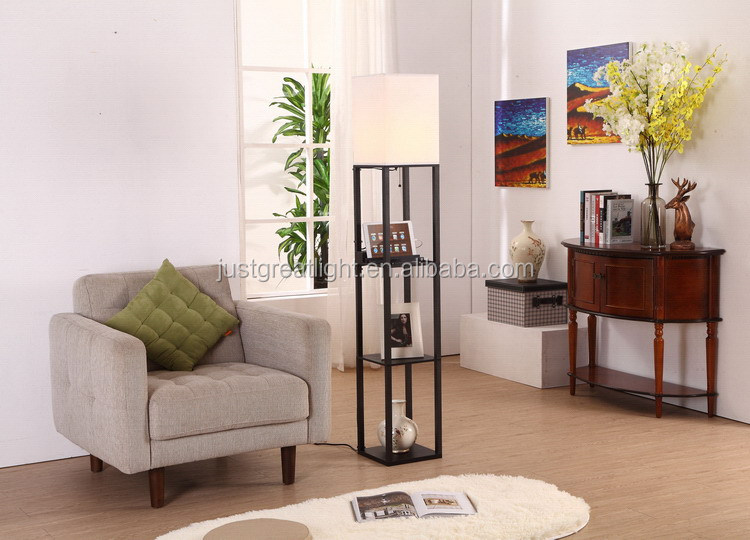 Direct factory wholesale price classic cement floor standing lamps