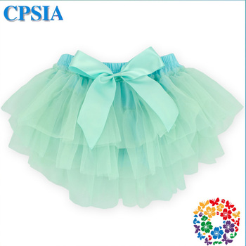 4f2e3a31f4ad Colorful Children Kids Toddler Fluffy Cute Tutu Skirt For Baby Girls ...