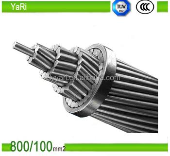 Aac Aaac Acsr Bare Aluminum Cable/all Aluminum Conductor 477 Mcm ...