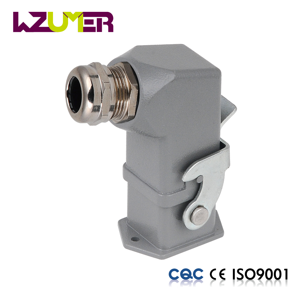 WZUMER Female Male Way Waterproof Electrical Wire Connector 3 pin Plug Auto industrial connector