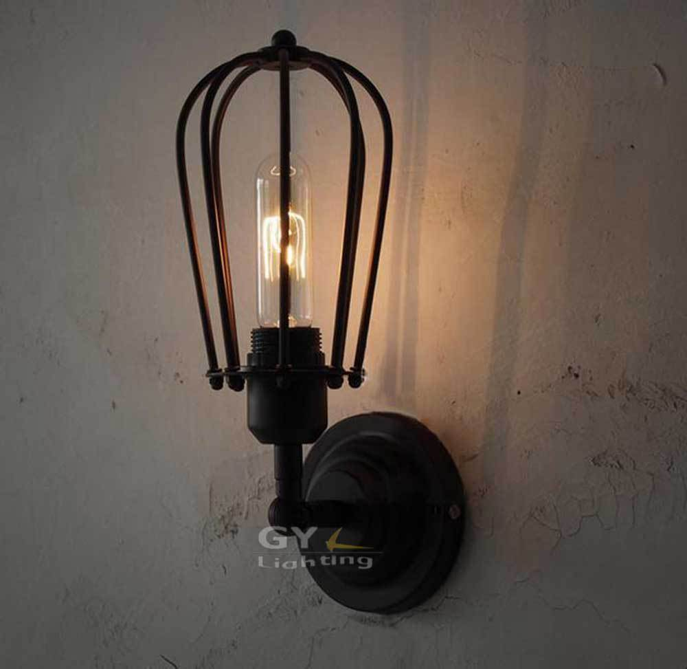 Get The Look Overscale Lighting: Online Get Cheap Rustic Wall Sconces -Aliexpress.com
