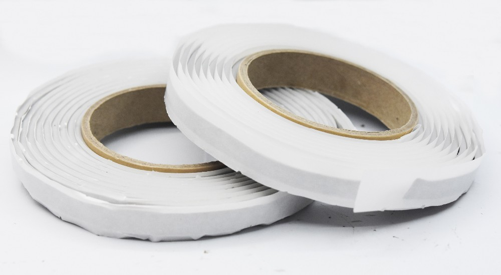 """QTY 3 Butyl Tape 3M 1//4/""""x15ft for Construction Building Sealer Weatherproof"""