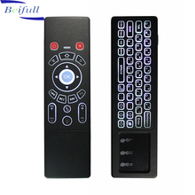 2 in 1 TV Remote keyboard Air Control Mouse con <span class=keywords><strong>Touch</strong></span> <span class=keywords><strong>pad</strong></span> per Home PC Android TV Box IPTV laptop PC
