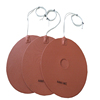 Fasting Heating Silica Gel Flexible Electrical Heating Plate Silicone Rubber Heater