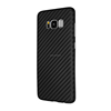 Newest 2017 Slim Carbon Fiber Mobile Phone Cover case Soft Anti-Skid Anti-Knock Cover For Samsung Galaxy S8