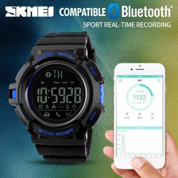 Смарт-часы SKMEI 1245 с приложением напомнить новые гаджеты 2016 Электроника 56f3e85fbeb55