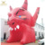 Halloween decoration inflatable Ghost head tunnel,inflatable arch for festival decoration