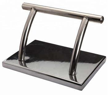 Swell Salon Accessories Chrome Footrest Cover For Chairs Salon Chair Footrest Buy Chrome Footrest Salon Chair Footrest Footrest Cover For Chairs Product Bralicious Painted Fabric Chair Ideas Braliciousco