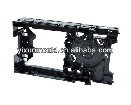 Low cost OEM plastic njection mould for auto structure part molding