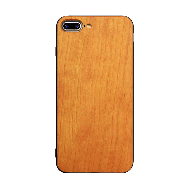 2019 New Design Wood Phone Case For iPhone 5 5S 6 6S 6Plus 7 7Plus Cover Wooden Carved Shockproof Protector Coque