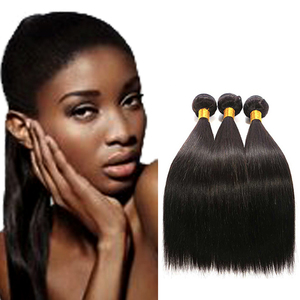 For black women raw indian hair weft dyeable raw indian human hair remy indian straight hair bundles