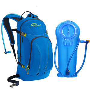 10l sports cycling camel water bottle bag with 2l/3l bladder bpa free drinking hydration backpack pack