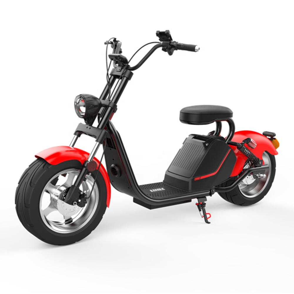 Alibaba.com / Citycoco 3000 watt EEC COC electric scooter 1500w powerful motorcycle for adult europe warehouse