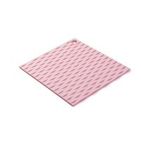 Heat-resistant eco-friendly colorful silicone induction cooker mat