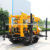 hydraulic drilling rig/crawler type water well drilling machine