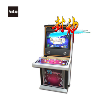 15 Reel 9 Line Casino Slot Lottery Game For Sale