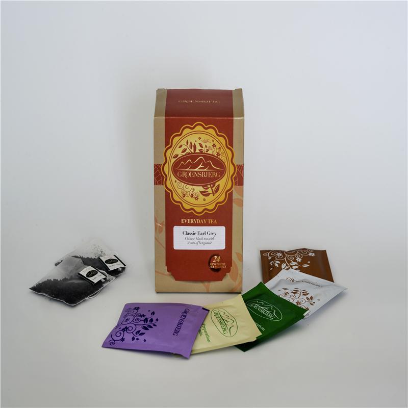 Manufacturer Wholesale Chinese Black Tea With Scents Of Bergamot - 4uTea | 4uTea.com