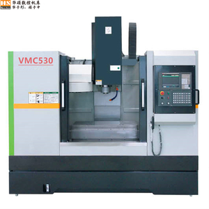 Small 3 axis CNC vertical milling machine VMC530L machining center made in China