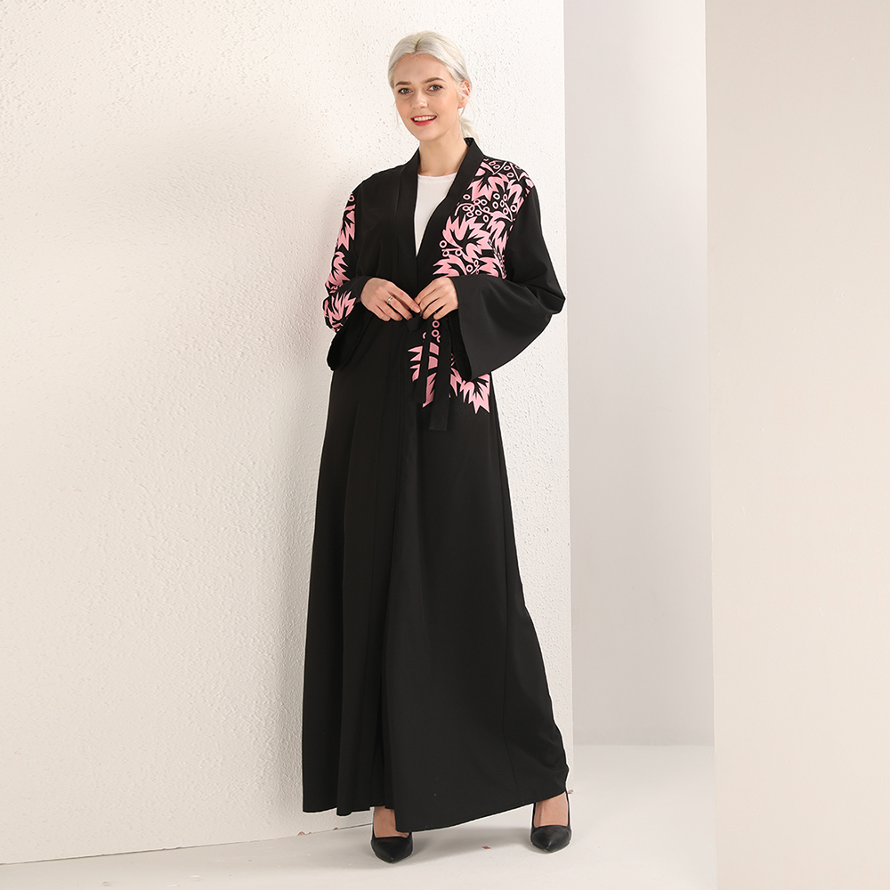 2019 fashion design muslim prayer abaya dubai abaya new model abaya in dubai