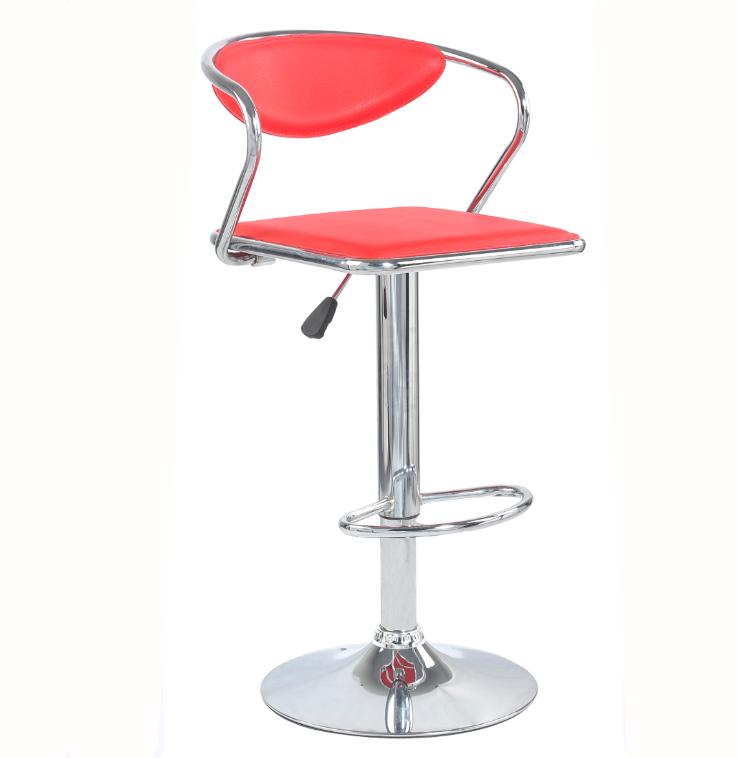 Peachy Round Middle Back Hard Pvc Pub Bar Chair Adjustable Swivel Lift Barstool With Armrest And Footrest Buy Adjustable Swivel Bar Chair Round Back Inzonedesignstudio Interior Chair Design Inzonedesignstudiocom