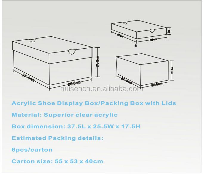Size Of Jordan Shoe Box