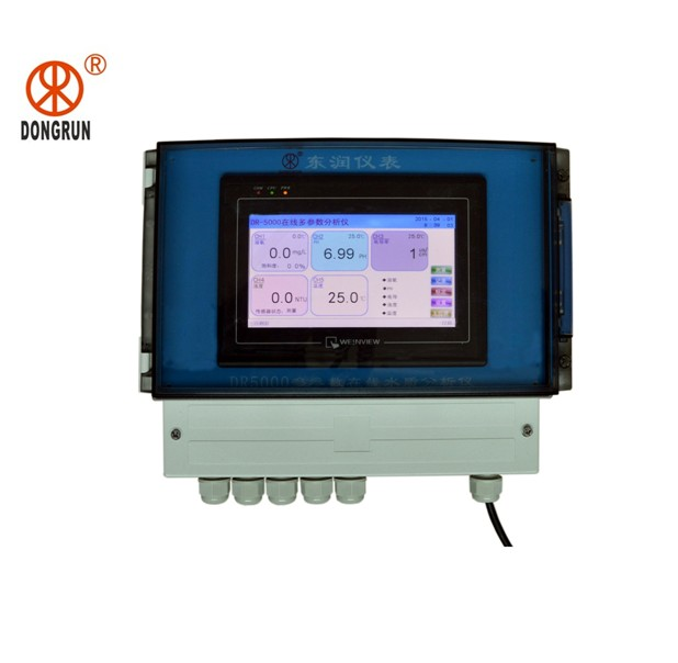 Online Multiparameter Water Quality temp/EC/TDS/ph/DO /ORP/turbidity Meter