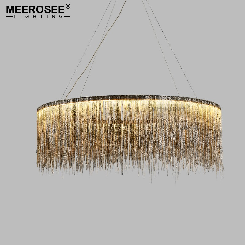 Modern LED Pendant Lights For Bedroom lamparas Hanging Lamp Aluminum Ring Indoor Lighting Suspension luminaire MD5060