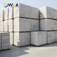 (ALCB-200)China Light Weight Concrete AAC Blocks for Building Construction