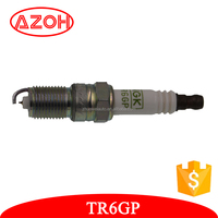 China Wholesale Universal G Power Platinum Spark Plug Ngk for Auto BKR6EGP , ZFR5EGP , TR6GP