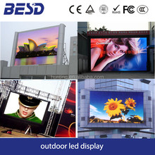 outdoor led large screen display board price,giant screen led giant display