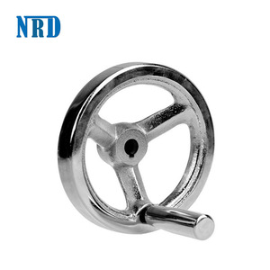 China manufacturer cast iron hand wheel used in machine